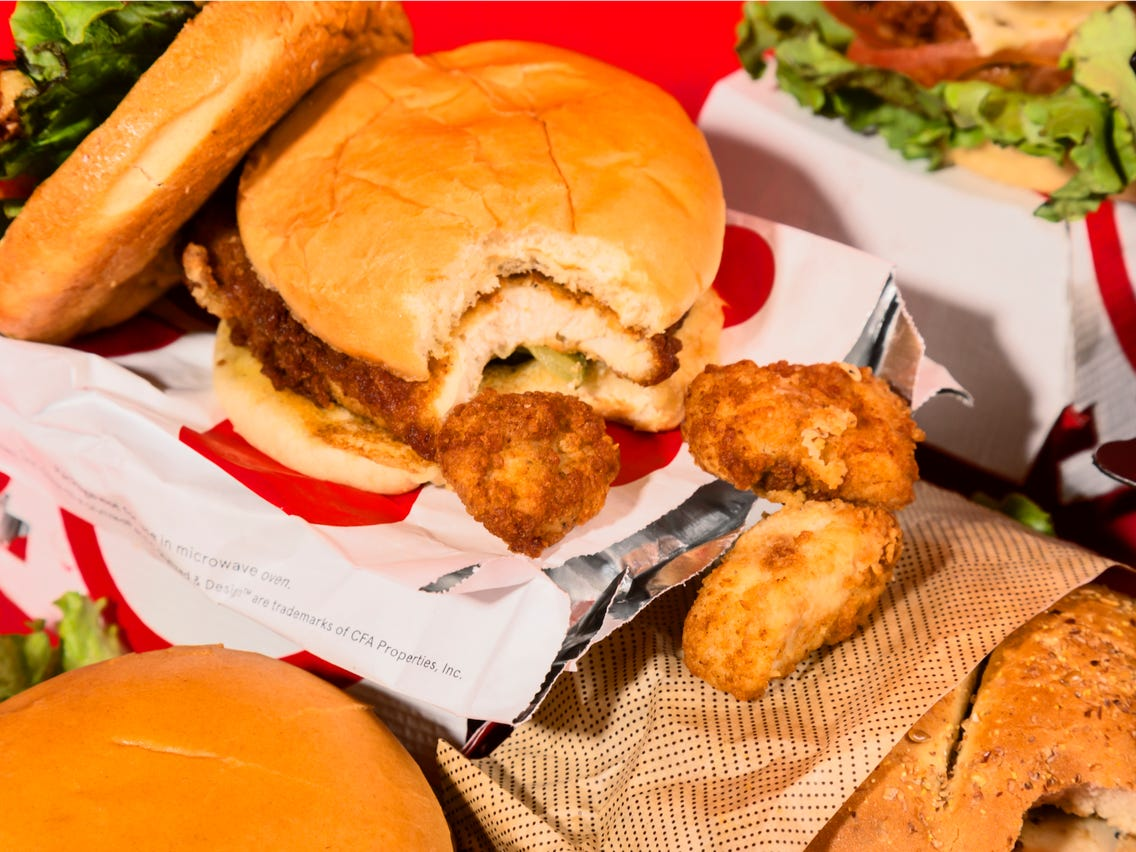 Chick-fil-A Top Menu Items, Prices, Breakfast Hours And Happy Hours