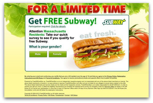 Mysubwaycard Guide, FAQ & Get Online Benefits - Subway Sandwiches Rewards Card